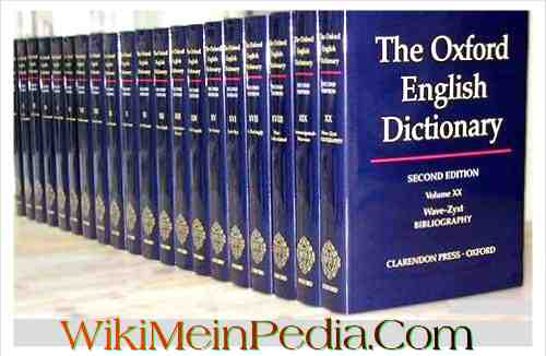 Oxford Dictionary English to Hindi
