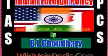 Indian Foreign Policy By B.L Choudhary