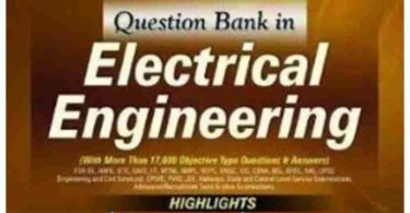 Electrical Engineering Objective By J B Gupta