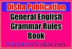 General English Grammar Rules