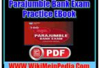 Parajumble Bank Exam Practice EBook