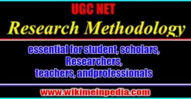 research methodology pdf notes