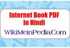 Internet Book PDF in Hindi