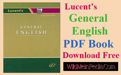 Lucent General English Complete Book