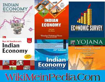 Best Indian Economy Books for IAS