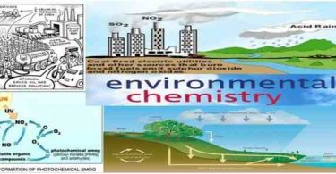 पर्यावरणीय रसायन