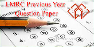 LMRC JE Previous Old Question Papers & Junior Engineer Model Papers