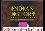 Indian History Book By Krishna Reddy