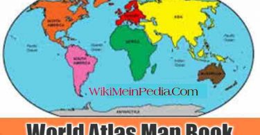 World Atlas Map Book PDF Download