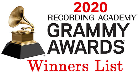 2020 GRAMMY Awards: Complete Winners List pdf download