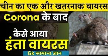 HantaVirus Kya Hai In Hindi-हंता वायरस: क्या हैं लक्षण, कैसे करता है संक्रमित?