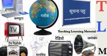 शिक्षण सहायक सामग्री का कक्षा शिक्षण में उपयोग    Use of teaching aids in classroom teaching