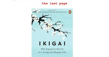 Ikigai Free PDF Download: The Japanese Secret to a Long and Happy Life Book Summary