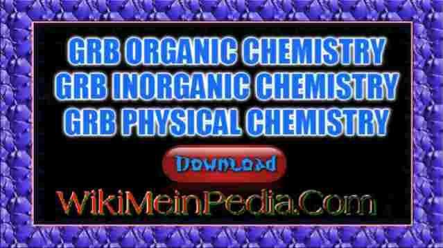 GRB CHEMISTRY BOOKS FREE